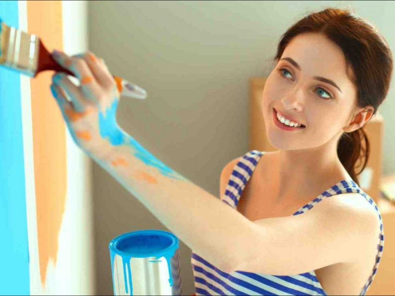 How Home Painting Can Help to Improve Your Health